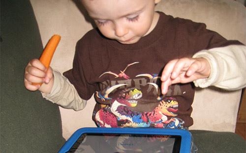iPad, autizmus a vzdelávanie