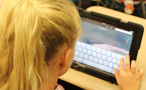 iPad a deti s poruchami autistického spektra