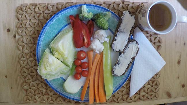 GAPS diéta autizmus - raňajky