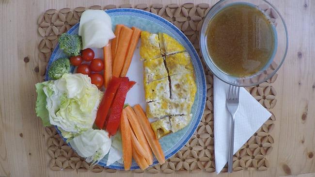 Paleo diéta a autizmus - obed