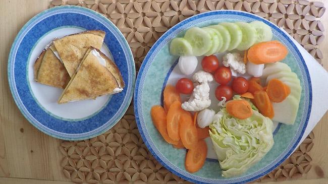 Paleo diéta a autizmus - raňajky